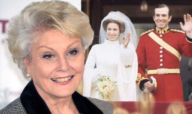 Angelia Rippon suffered 'dreadful' ordeal amid affair claims with Princess Anne's husband