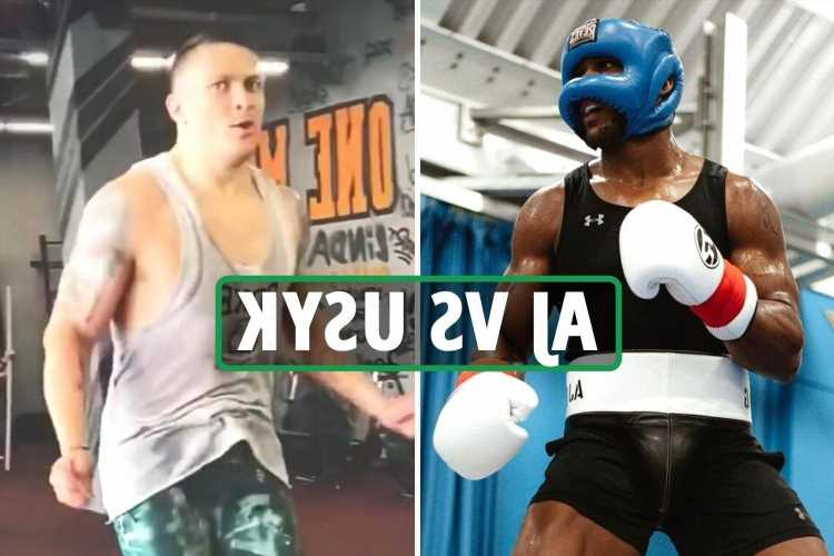 Anthony Joshua vs Oleksandr Usyk: Date, start time UK, TV channel, live stream and full undercard for Saturday fight