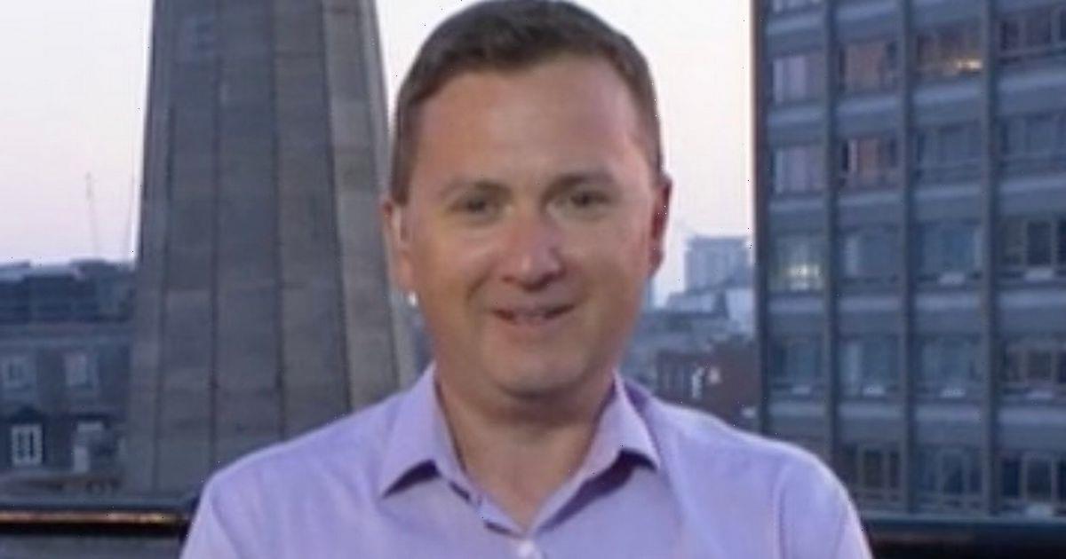 BBC Breakfast weatherman mortified as he forgets Jon Kays name in awkward error