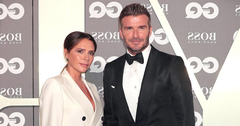 Baring All! Victoria Beckham Shares Cheeky Photo of David Beckham