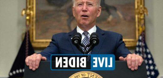 Biden speech highlights LIVE – President slammed for not making vaccine mandate for immigrants crossing US-Mexico border
