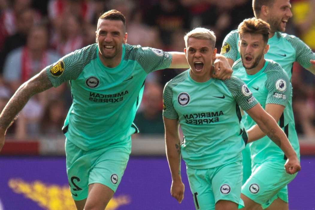 Brentford 0 Brighton 1: Leandro Trossard scores last-gasp winner as stingless Bees suffer first Premier League defeat