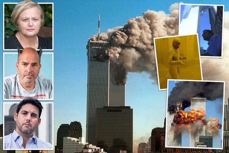 Brits remember the loved ones they lost 20 years after the horror of 9/11
