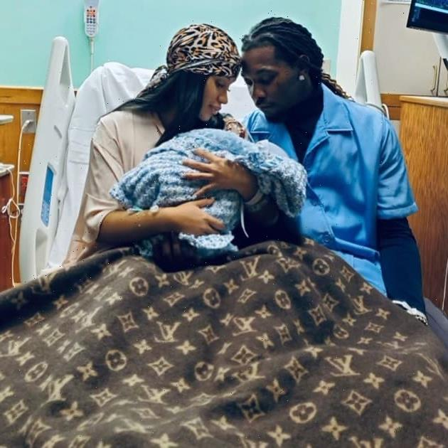 Cardi B and Offset Welcome Baby #2!!!!!!!!!