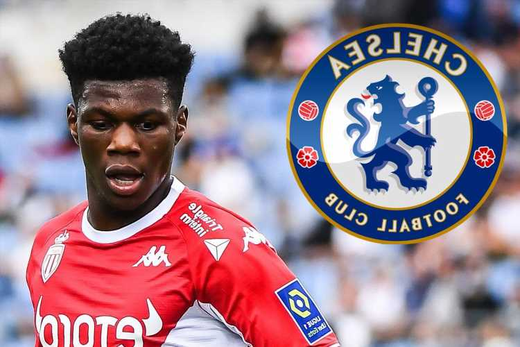 Chelsea trail Juventus in Tchouameni transfer chase but Serie A giants fear France role will hike up Monaco star's price