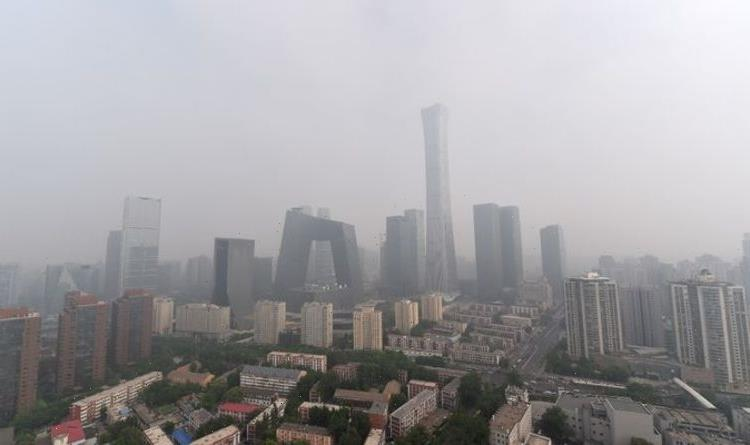 China shamed as 25 cities producing 52% of world's greenhouse gas exposed