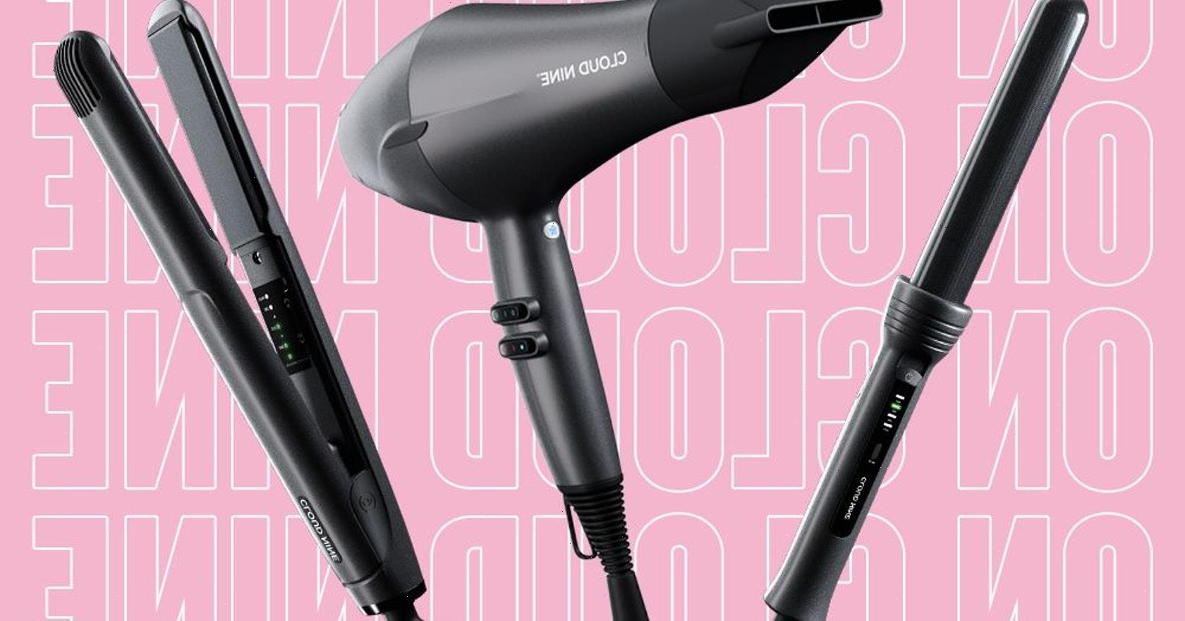 Cloud Nine has launched the first ever hair tool rental service