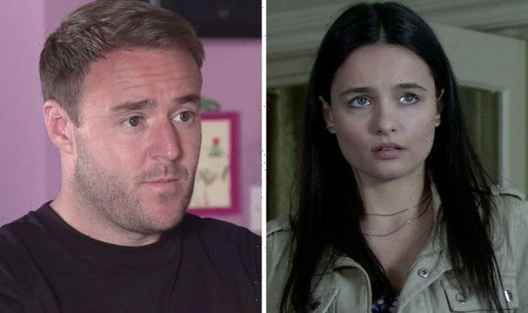 Coronation Streets Tyrone left homeless as Alina chucks him out and Fiz moves on?