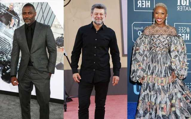 Cynthia Erivo and Andy Serkis Join Idris Elba for Luther Movie