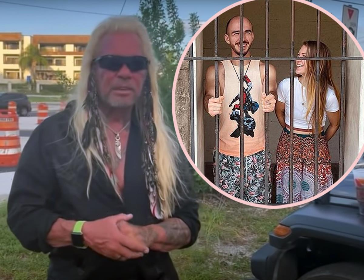Dog The Bounty Hunter Reveals Site He Believes Brian Laundrie Is Hiding – And How He's Evading Police!