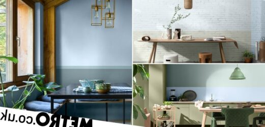 Dulux has revealed its colour of the year for 2022 – this is how to style it