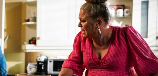 EastEnders spoilers: Linda Carter goes into labour as Jack Branning forces her to admit the truth