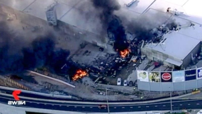 Essendon DFO crash pilot failed test before fatal flight