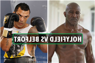 Evander Holyfield vs Vitor Belfort: Date, UK start time, live stream, TV channel and undercard for massive fight
