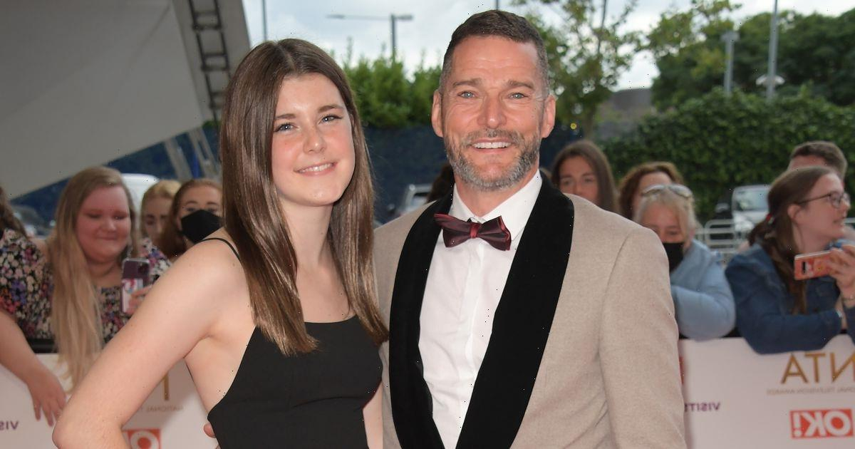 First Dates Fred Sirieix and Olympic diver daughter Andrea hit the NTAs red carpet together