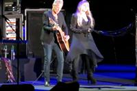 Flashback: Stevie Nicks and Lindsey Buckingham's Last 'Landslide'?