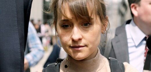 Former 'Smallville' actress Allison Mack reports to prison early to begin 3-year prison sentence