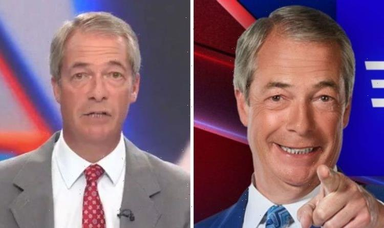 GB News hit with crushing blow as Nigel Farage loses over half his viewers in TWO weeks