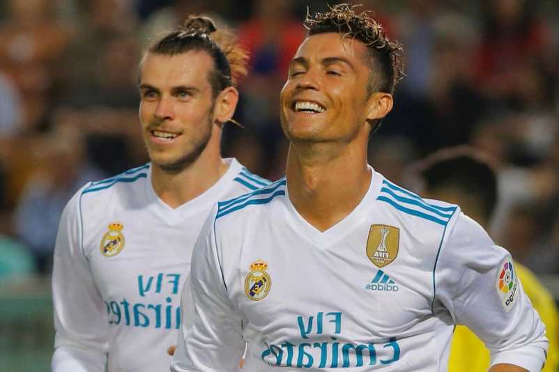 Gareth Bale 'excited' to watch Cristiano Ronaldo tear it up at Man Utd as he heaps praise on ex-Real Madrid team-mate