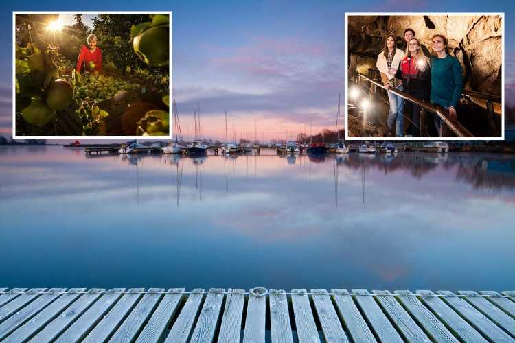Get a taste of Northern Ireland treasures with a fun-filled break in Amargh