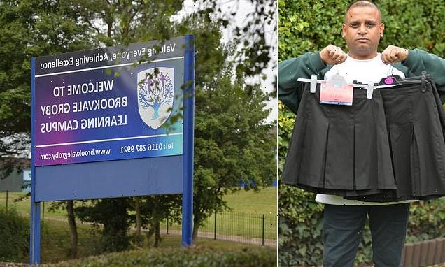 Girl, 12, placed in school isolation for wearing wrong type of skirt