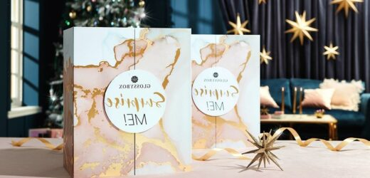 Glossybox  2021 Advent Calendar 2021 ON SALE NOW and it's worth over £465 – here's what's inside