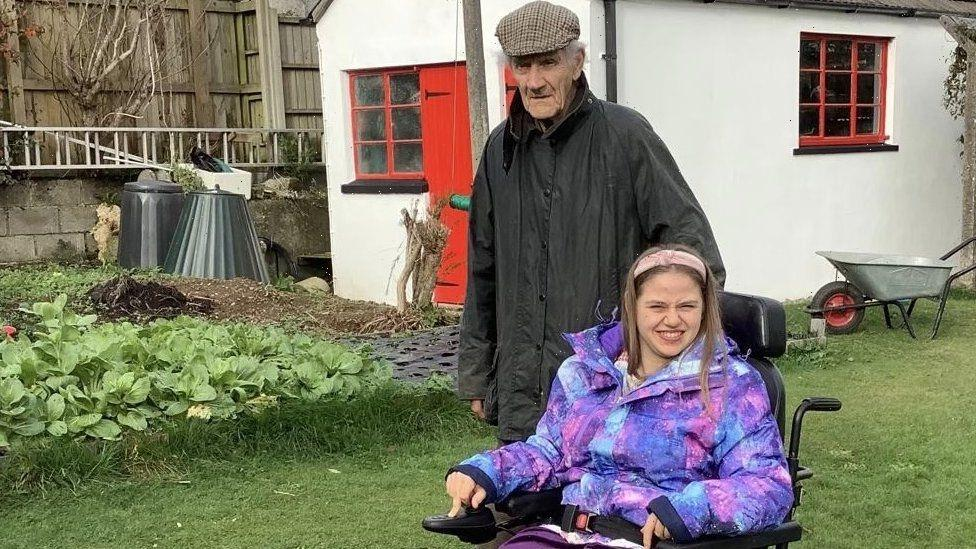 Hero dad, 86, drowns saving disabled daughter's life in 'final act of love' after mobility scooter crashes into canal