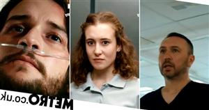 Holby City trailer hints Evie Fletcher will die in bomb blast