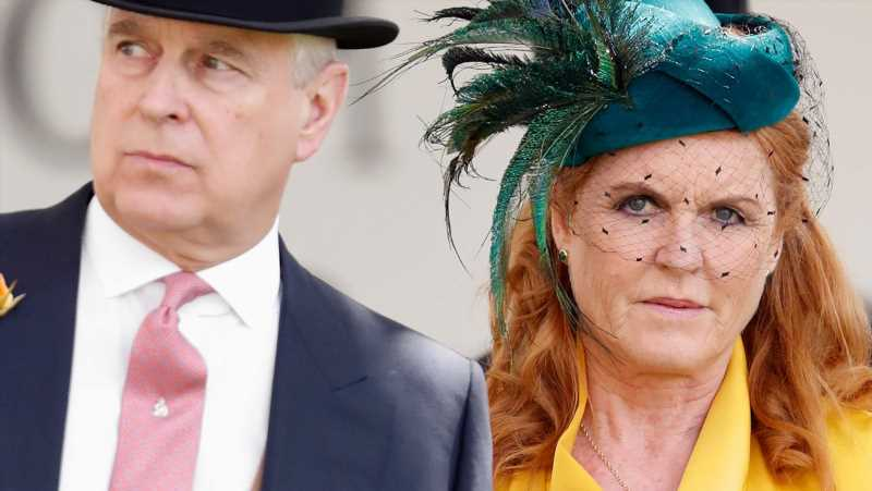 Is Prince Andrew Ready To Rekindle His Romance With Sarah Ferguson?