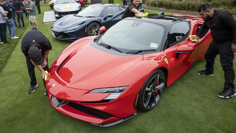 Italy's plea to keep Ferraris free of net zero clampdown
