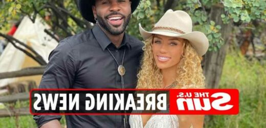 Jason Derulo reveals he SPLIT from baby mama Jena Frumes just days after she called him her 'lover' in glowing post