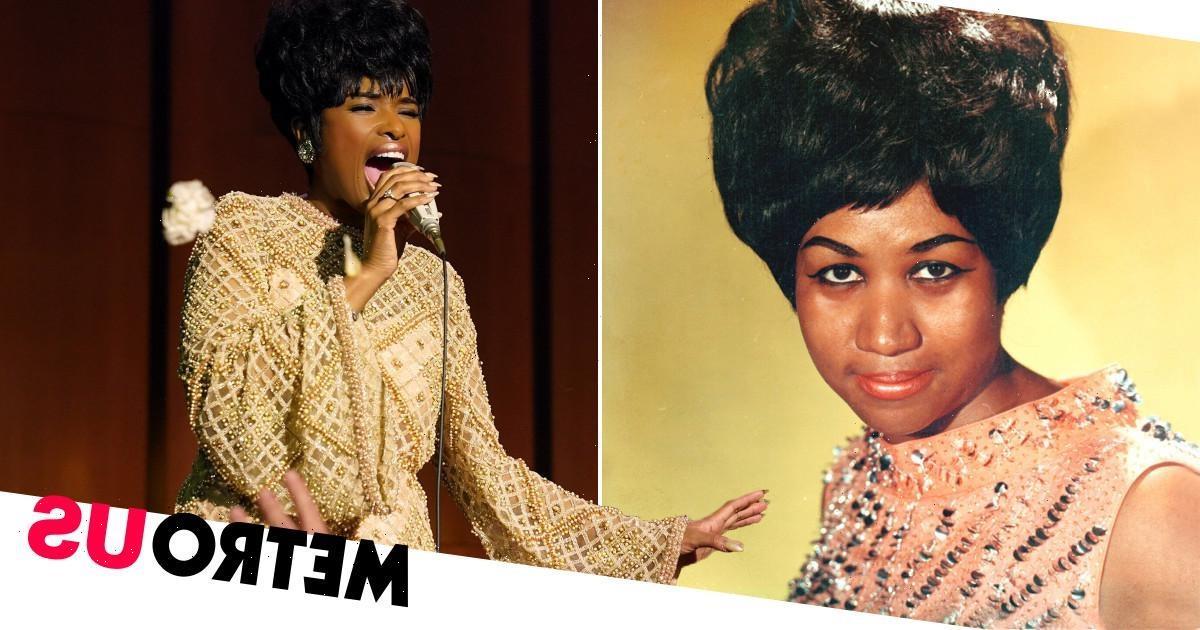 Jennifer Hudson reveals lengths she went to to transform into Aretha Franklin