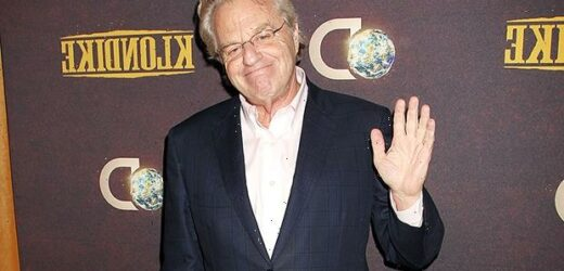 Jerry Springer Reveals If He's Ever Regretted A Ruling On 'Judge Jerry': 'There's A Moral & Legal Answer'
