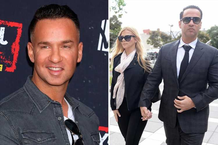 Jersey Shore's Mike 'The Situation' Sorrentino reveals 'probation is over' after prison sentence for tax evasion