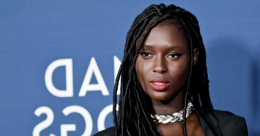 Jodie Turner-Smith's new pulse-raising political thriller is giving us big Succession vibes