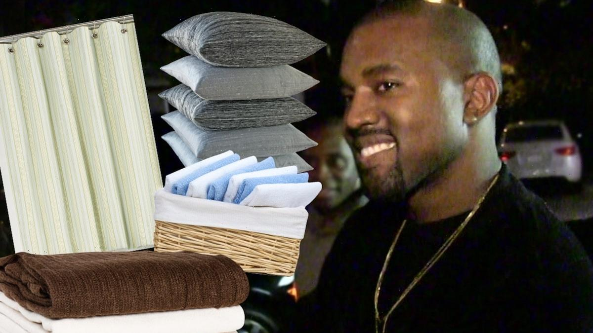 Kanye West Prepping for New Homeware Line, Files for Trademark