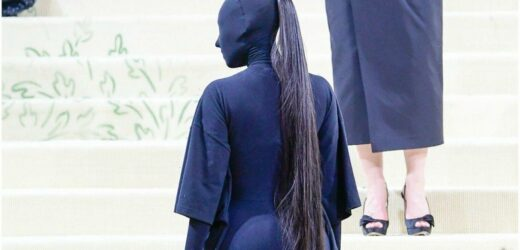 Kanye West Reportedly Gave Kim Kardashian West the 'Ultimate Confidence' to Wear Her Met Gala Costume