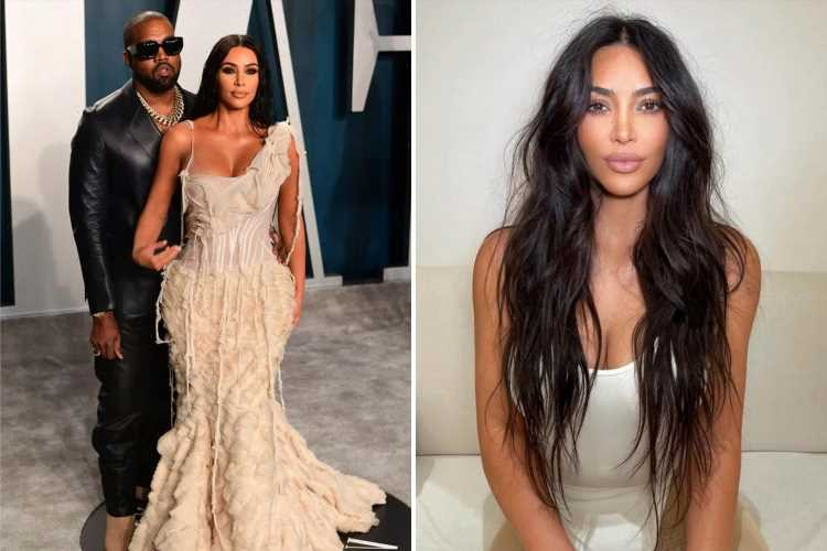 Kanye West UNFOLLOWS Kim Kardashian on Instagram after the rapper admitted to cheating in new song