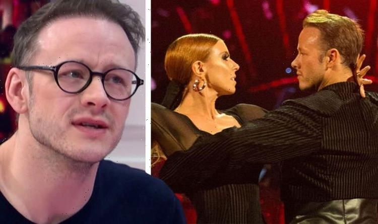 Kevin Clifton on Strictly's need for an intimacy coordinator: 'Who knows how celebs feel!'