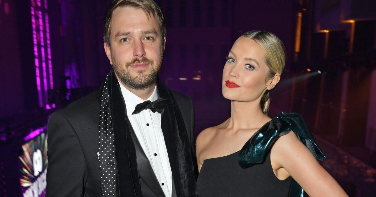 Laura Whitmore praises bag company after being able fit in breast pump