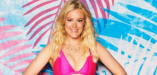 Love Island star Georgia quits fame to return to Lidl day job