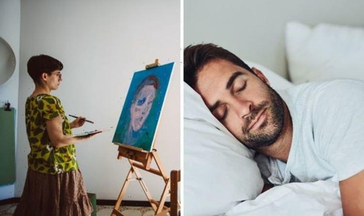 Lucid dreaming signs: Four signs of the 'creative' type of dreaming