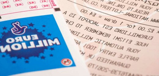 Lucky UK ticket holder scoops more than £18m in EuroMillions draw