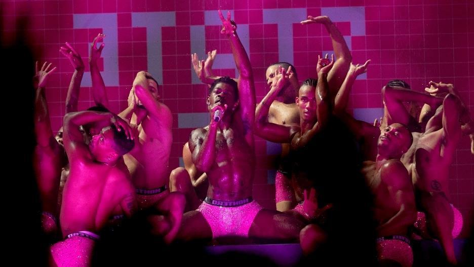 MTV's VMAs Ratings Slip 17% Among Adults 18-49