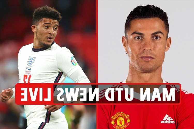 Man Utd transfer news: Sancho injured on England duty, Cristiano Ronaldo shirt number, on 'great relationship' with Ole
