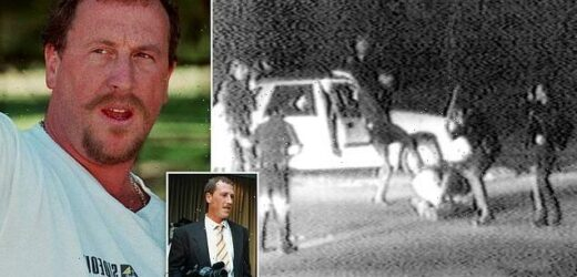 Man who filmed Rodney King brutal beating  is killed by COVID