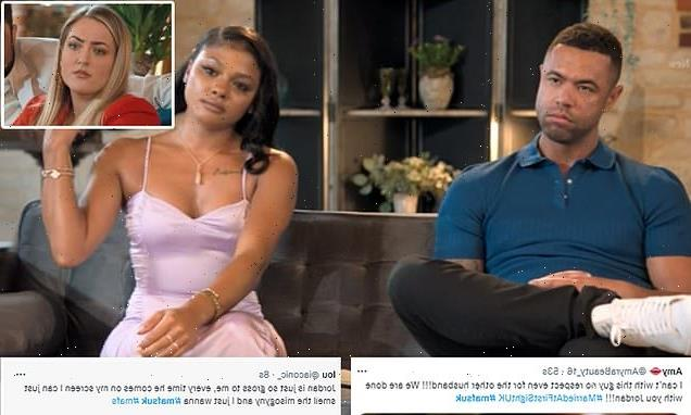 Married at First Sight UK: Viewers slam Jordon Mundell and Megan Wolfe