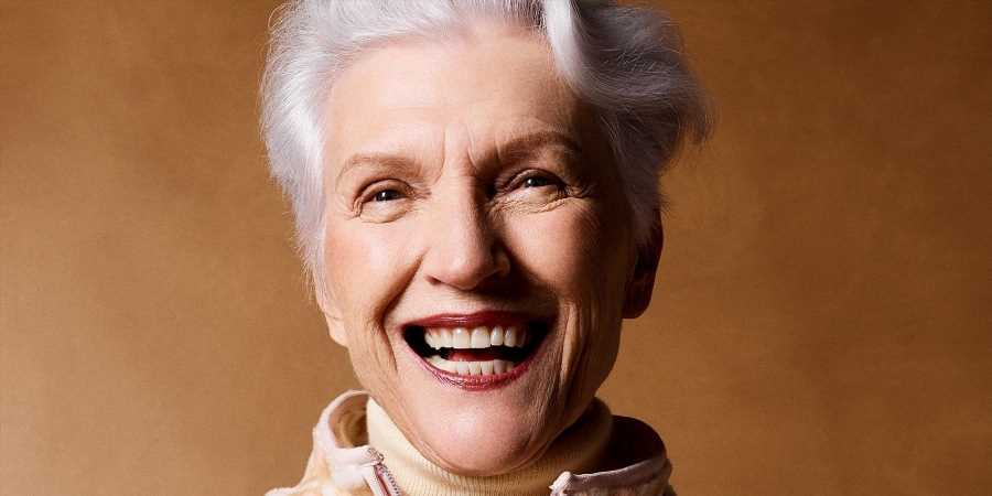 Maye Musk Wears the Comfiest Tracksuit We've Ever Seen in Ugg's New Campaign