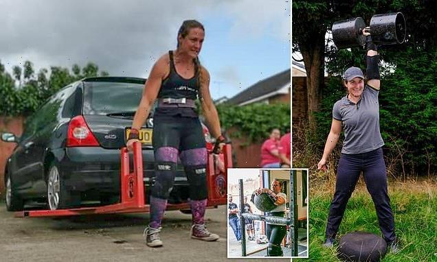 McDonald's employee becomes one of Britain's strongest women