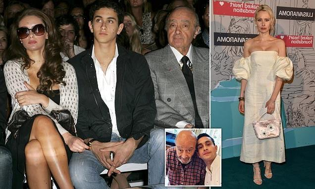 Mohamed Al Fayed's children's feud casts shadow over twilight years